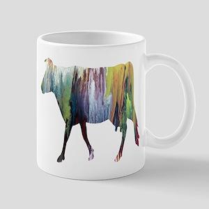 Guernsey cow Mugs