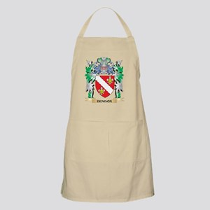 Denison Coat of Arms (Family Crest) Apron