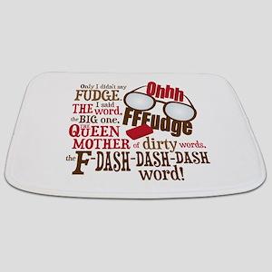 Oh Fudge Bathmat