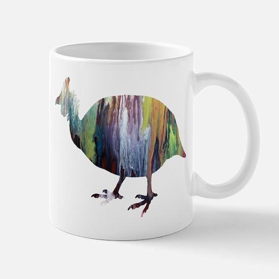 Guinea fowl Mugs