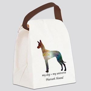 PHARAOH HOUND Canvas Lunch Bag