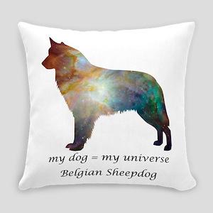 BELGIAN SHEEPDOG Everyday Pillow