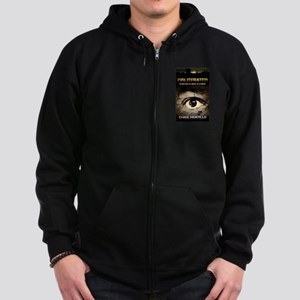 Obliterated: Everything is About Zip Hoodie (dark)