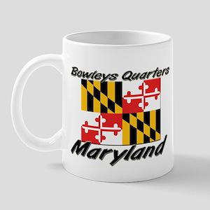 Bowleys Quarters Maryland Mug