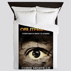 Obliterated: Everything is About To Ch Queen Duvet