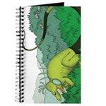 Forest Sketchbook (horz. Format) Journal