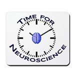 Neuroscience Time Mousepad