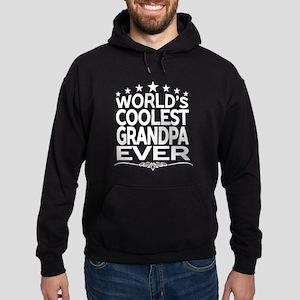WORLD'S COOLEST GRANDPA EVER Hoody