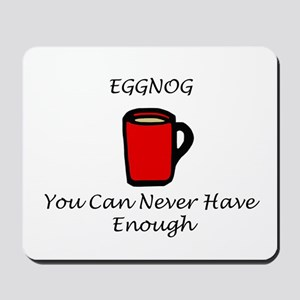 Eggnog Mousepad