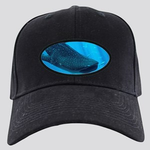 WHALE SHARK 2 Black Cap with Patch
