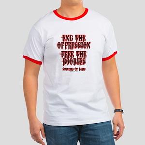 End Oppression Ringer T