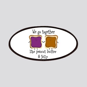 Peanut Butter and Jelly Patch
