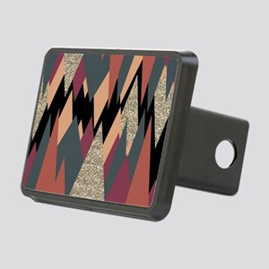 Desert Mountains Rectangular Hitch Cover