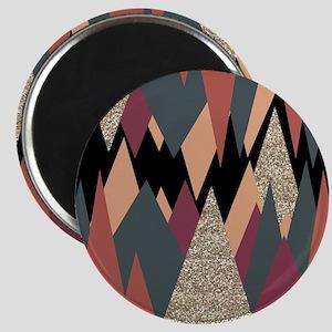 Desert Mountains Magnets