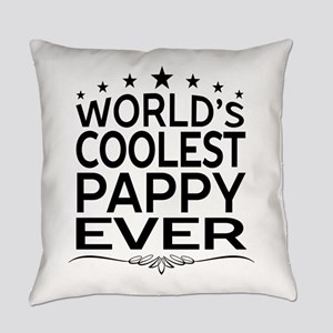 WORLD'S COOLEST PAPPY EVER Everyday Pillow