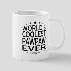 WORLD'S COOLEST PAWPAW EVER Mugs