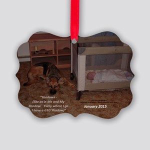 2015 Christmas #1 Picture Ornament