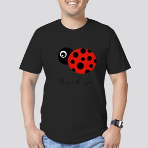 Red and Black Personalizable Ladybug T-Shirt