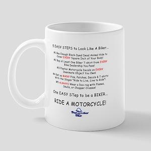 Easy Steps Mug