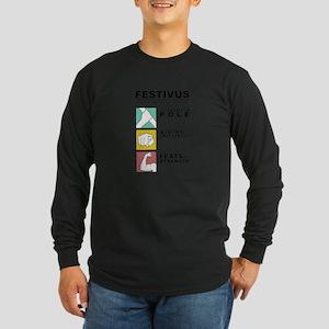 FESTIVUS™ diagram Long Sleeve T-Shirt
