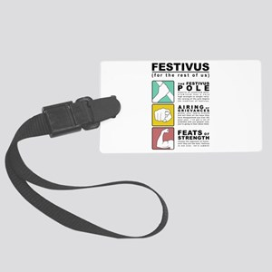 FESTIVUS™ diagram Luggage Tag