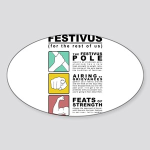 FESTIVUS™ diagram Sticker