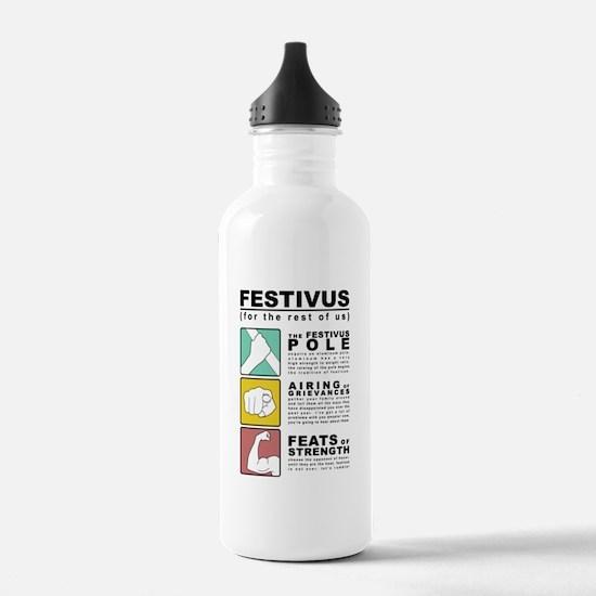 FESTIVUS™ diagram Water Bottle