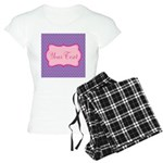 Pink and Blue Personalizable Pajamas