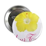Tropical Flower Personalizable 2.25