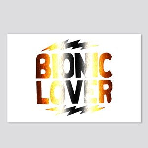 BEAR - Bionic Lover - Postcards (Package of 8)