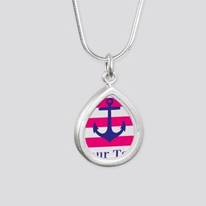 Personalizable Anchor Necklaces