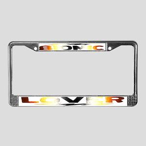 BEAR - Bionic Lover License Plate Frame