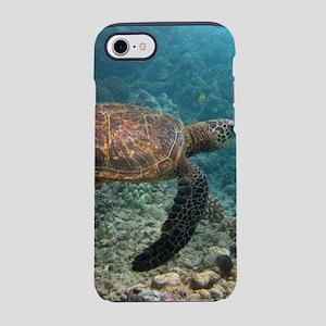 SEA TURTLE 3 iPhone 8/7 Tough Case