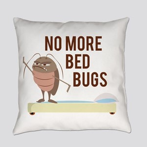 No More Bed Bugs Everyday Pillow
