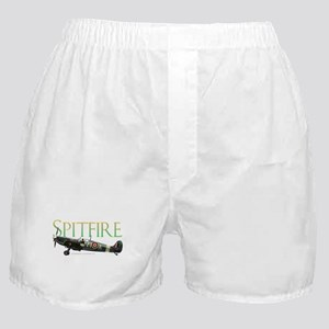 Beautiful Spitfire artwork on Boxer Shorts
