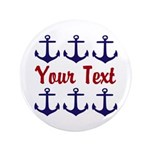 Personalizable Red and Blue Anchors 3.5