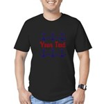 Personalizable Red and Blue Anchors T-Shirt