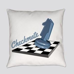 Checkmate Everyday Pillow