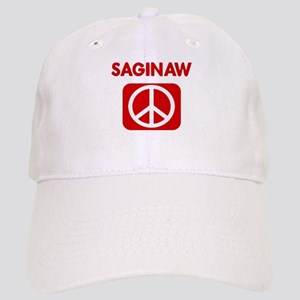 SAGINAW for peace Cap