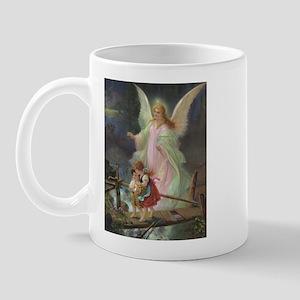 Victorian Angel Mug