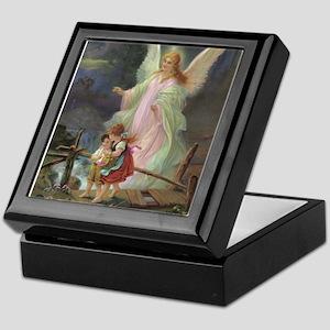 Victorian Angel Keepsake Box