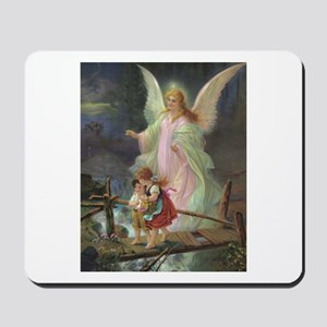 Victorian Angel Mousepad