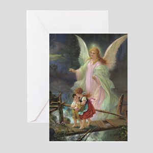 Victorian Angel Greeting Cards (Pk of 20)