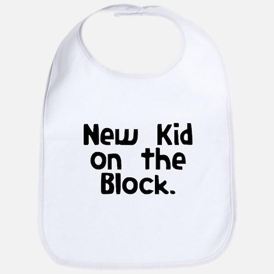New Kid on the block Bib