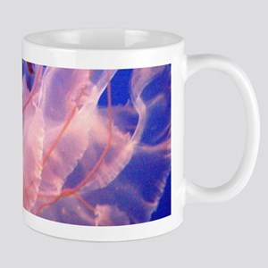 PURPLE JELLYFISH 11 oz Ceramic Mug
