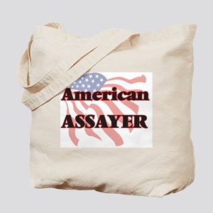 American Assayer Tote Bag