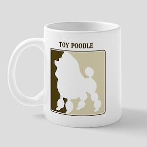 Professional Toy Poodle Mug