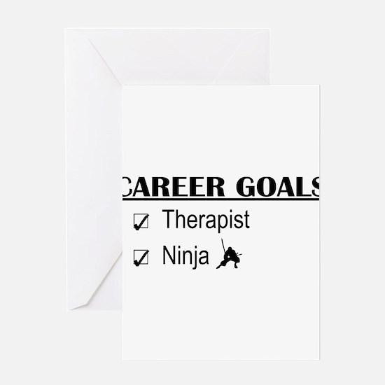 Funny Funny ninja Greeting Card