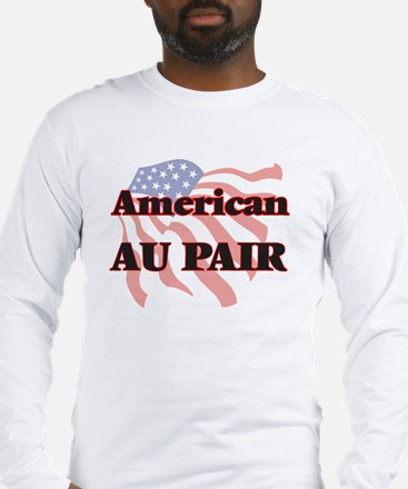 American Au Pair Long Sleeve T-Shirt