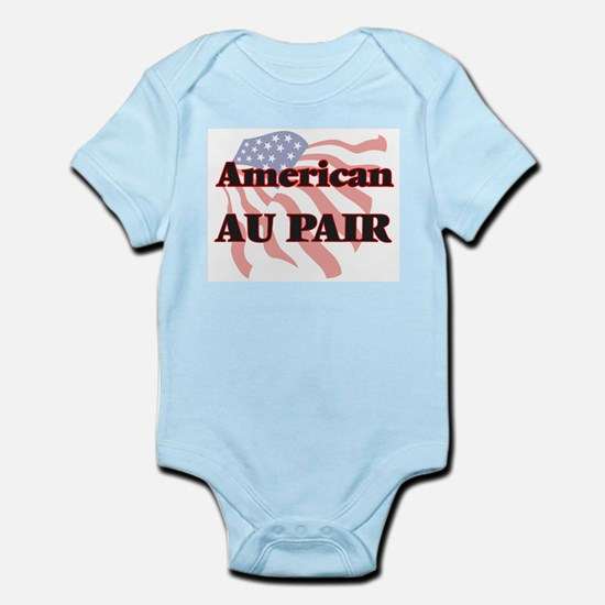 American Au Pair Body Suit